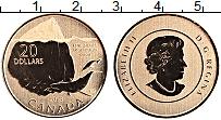 Изображение Монеты Канада 20 долларов 2013 Серебро UNC Елизавета II