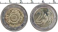 Изображение Монеты Германия 2 евро 2012 Биметалл UNC-