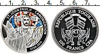 Продать Монеты Того 100 франков 2014 Посеребрение
