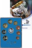Изображение Подарочные монеты Словакия Евронабор 2011 2011  Prooflike