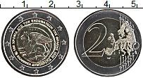 Изображение Мелочь Греция 2 евро 2020 Биметалл UNC 100-летие включения