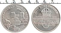 Продать Монеты Хатт-Ривер 5 долларов 1992 Медно-никель