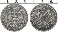 Изображение Монеты Германия 10 евро 2013 Медно-никель UNC- G. 125 лет работе О