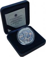 Изображение Подарочные монеты Киргизия 10 сом 2013 Серебро Proof