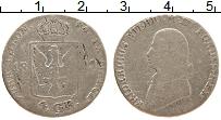 Изображение Монеты Пруссия 4 гроша 1802 Серебро VF Фридрих Вильгельм II