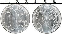 Изображение Монеты Португалия 7 1/2 евро 2020 Медно-никель UNC Магелланов пролив