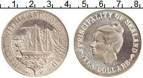 Продать Монеты Силенд 10 долларов 1972 Серебро