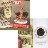 Изображение Подарочные монеты Великобритания 5 фунтов 2003 Медно-никель BUNC