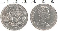 Изображение Монеты Канада 1 доллар 1970 Медно-никель UNC- Елизавета II. 100 ле