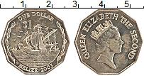 Продать Монеты Белиз 1 доллар 2003