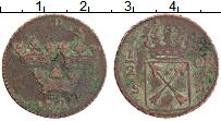 Изображение Монеты Швеция 1/2 эре 1720 Медь VF Ульрика Элеонора