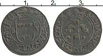 Изображение Монеты Швеция 1/2 эре 1585 Медь VF IOHANNES