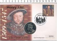 Изображение Подарочные монеты Фолклендские острова 2 фунта 1996 Медно-никель UNC