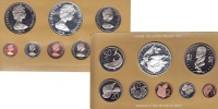 Изображение Подарочные монеты Острова Кука Выпуск 1978 года 1978  Proof