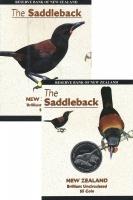 Изображение Подарочные монеты Новая Зеландия 5 долларов 1997 Медно-никель BUNC WWF, птица.<br>Ориг