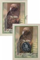Изображение Подарочные монеты Новая Зеландия 5 долларов 1996 Медно-никель UNC