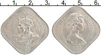 Изображение Монеты Гернси 10 шиллингов 1966 Медно-никель UNC- 900 лет битвы при Га