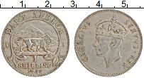 Продать Монеты Восточная Африка 1 шиллинг 1952 Медно-никель