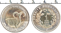 Изображение Монеты Турция 1 лира 2015 Биметалл UNC- Баран