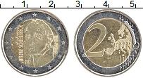 Изображение Монеты Финляндия 2 евро 2012 Биметалл UNC- Хелена Шерфбек