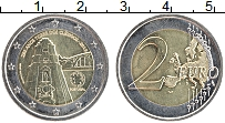 Изображение Монеты Португалия 2 евро 2013 Биметалл UNC- 250 лет церкви Клери
