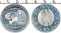 Изображение Монеты Германия 10 евро 2002 Серебро Proof- Зона евро F