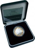 Изображение Подарочные монеты Великобритания 2 фунтов 2006 Серебро Proof