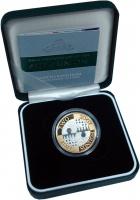 Изображение Подарочные монеты Великобритания 2 фунтов 2007 Серебро Proof 300 лет Акту об унии