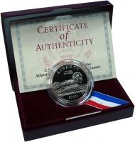 Изображение Подарочные монеты США 1/2 доллара 1996 Медно-никель Proof
