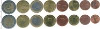 Изображение Наборы монет Нидерланды Нидерланды 1999-2003 0  XF