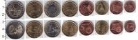 Изображение Наборы монет Словения Словения 2007 2007  XF