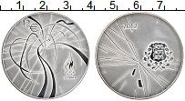 Продать Монеты Эстония 12 евро 2012 Серебро