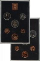 Изображение Подарочные монеты Великобритания Выпуск 1976 года 1976  AUNC