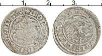 Изображение Монеты Литва 1 грош 1509 Серебро XF-