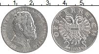 Изображение Монеты Австрия 2 шиллинга 1935 Серебро UNC- 25 лет со дня смерти