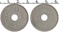 Продать Монеты Палестина 20 милс 1927 Медно-никель