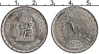 Изображение Монеты Египет 10 пиастр 1980 Медно-никель UNC- День врача