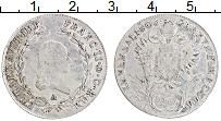 Изображение Монеты Австрия 20 крейцеров 1806 Серебро XF А. Франц II