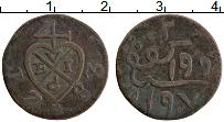 Изображение Монеты Малайя 1 цент 1783 Медь XF Пенанг