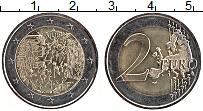 Изображение Монеты Франция 2 евро 2019 Биметалл UNC 30 лет падения Берли