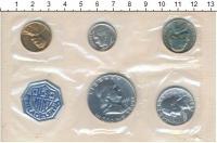 Изображение Подарочные монеты США Выпуск 1961 года 1961  UNC
