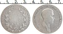 Изображение Монеты Пруссия 1 талер 1814 Серебро VF А Фридрих Вильгельм