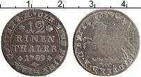 Изображение Монеты Брауншвайг-Люнебург 1/12 талера 1799 Серебро VF