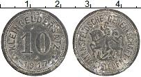 Изображение Монеты Германия : Нотгельды 10 пфеннигов 1917 Цинк VF Айслебен