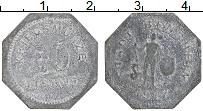 Изображение Монеты Германия : Нотгельды 10 пфеннигов 1917 Алюминий VF Бенсхайм