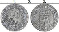 Изображение Монеты Германия : Нотгельды 10 пфеннигов 1919 Цинк XF