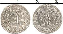 Изображение Монеты Бремен 1 гротен 1749 Серебро XF Франциск