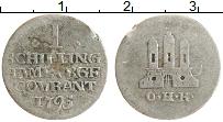 Изображение Монеты Гамбург 1 шиллинг 1795 Серебро XF ОНК