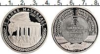 Изображение Монеты Германия Жетон 1999 Медно-никель Proof 10 лет падения Берли
