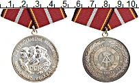 Изображение Монеты ГДР Медаль 0 Медно-никель UNC За безупречную служб